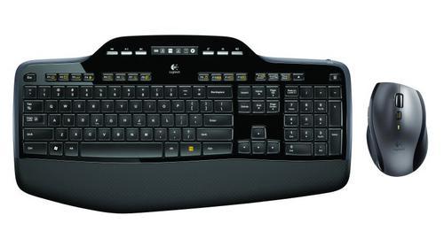 Logitech clavier souris MK710