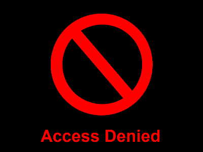 access denied virus
