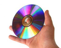 main cd blue ray dvd
