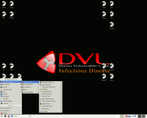dvl 1.5 small 300x240 Damn Vulnerable Linux, un os vulnrable