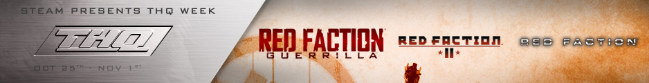 Red Faction Series