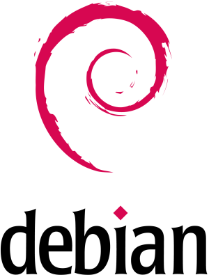 Debian logo Debian 6.0 squeeze released