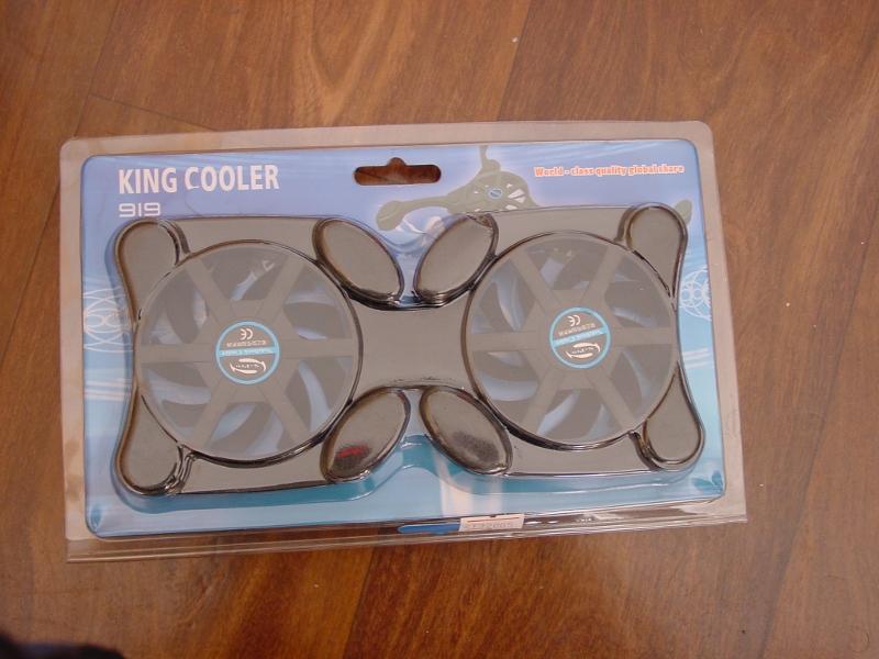 refroidisseur pc portable king cooler 919