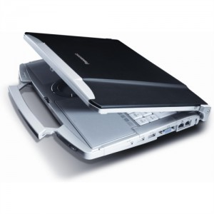 Panasonic toughbook cf f9 cote entrouvert 300x300 Un pc portable extra rsistant !