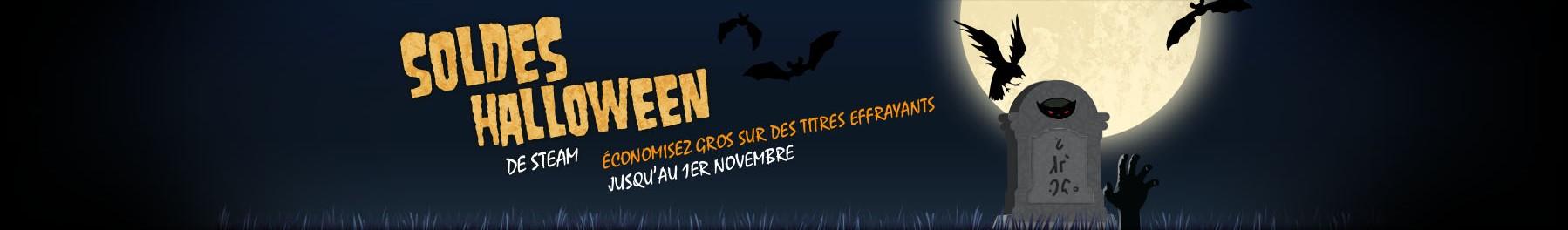 solde halloween