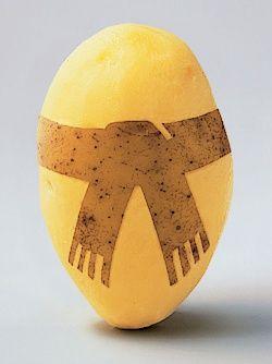 echarpe patate