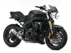 Triumph 1050 Speed Triple z
