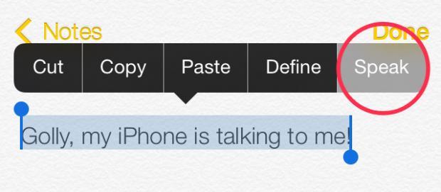 iphone_lire_texte_selectionne