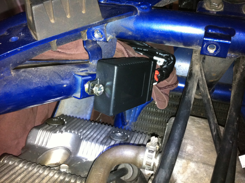 boitier de commande de moteur du kit xénon