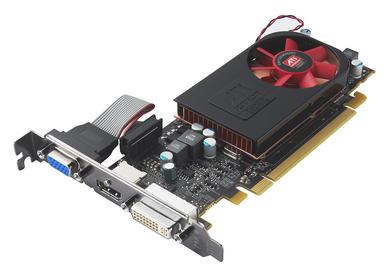 Carte graphique ATI radeon 5570 DDR2 DDR3