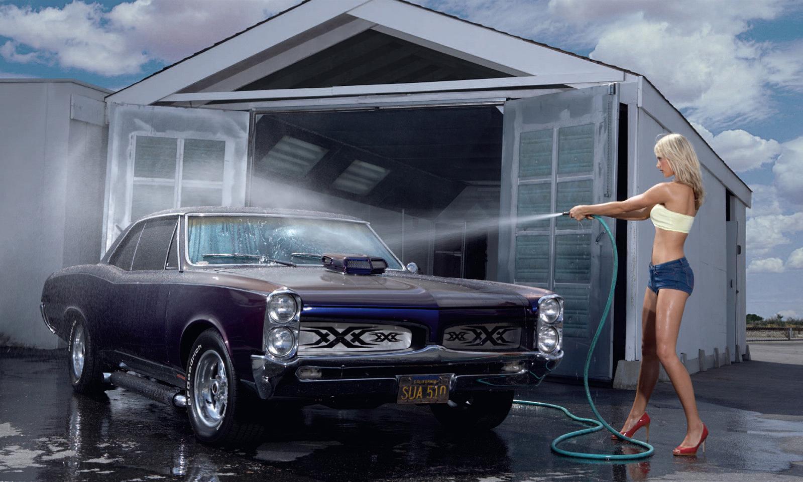 Laver sa voiture moindre co t informateque - Nettoyer sa voiture au vinaigre blanc ...